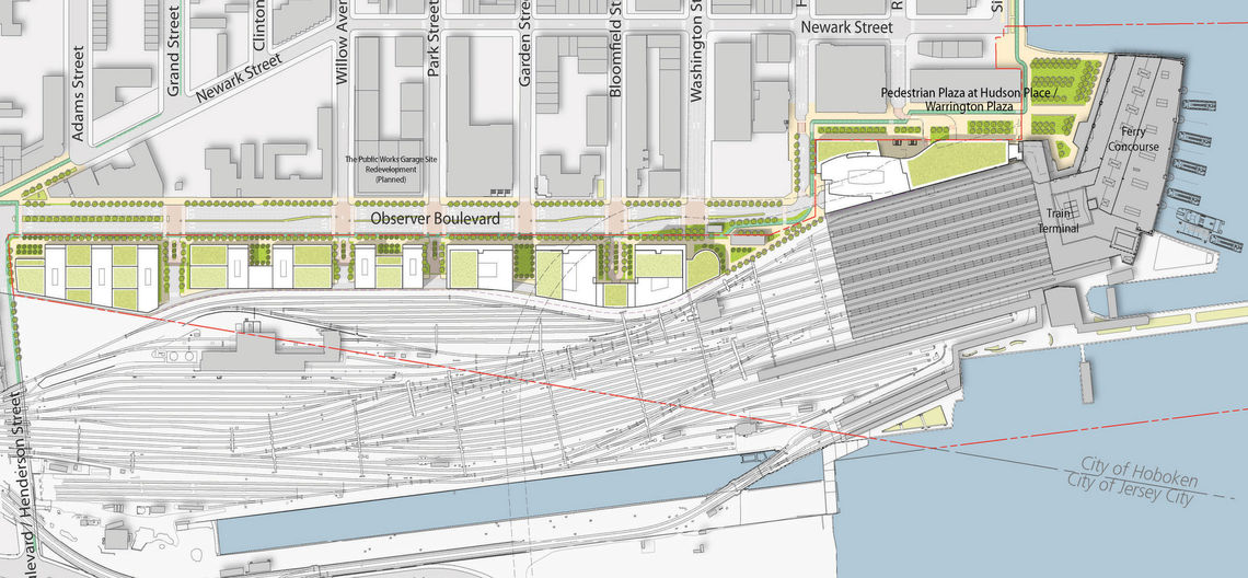 Hoboken Redevelopment Plan Slider - 2