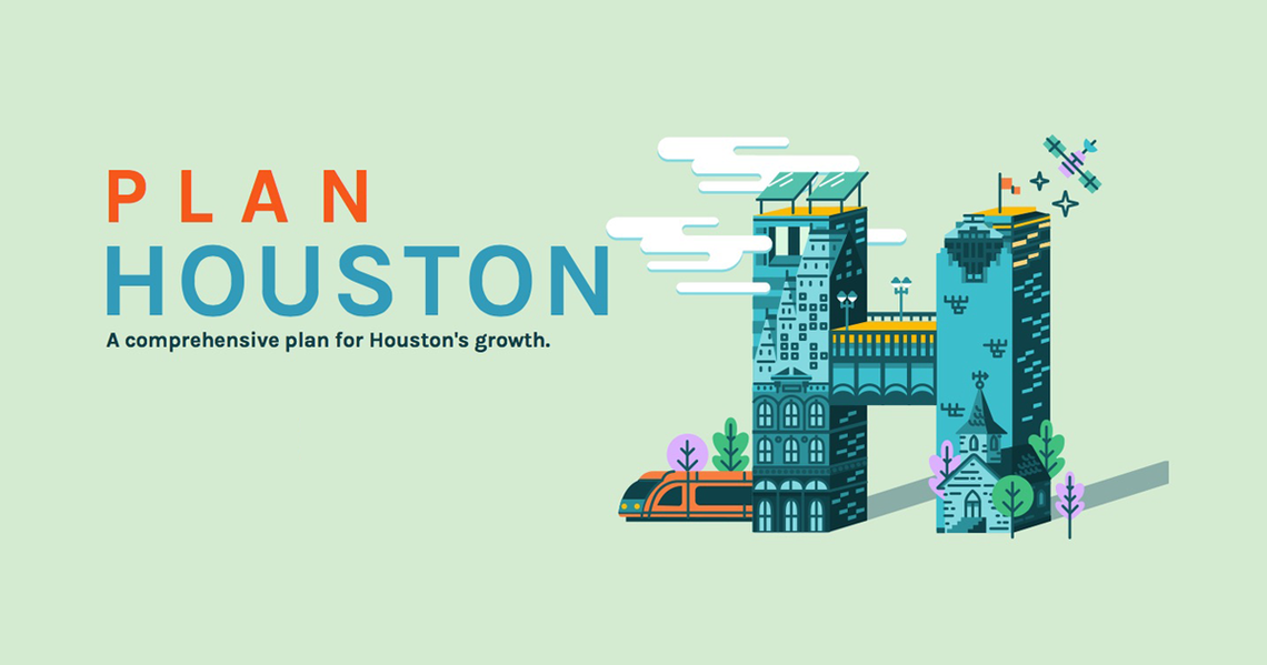 Plan Houston news