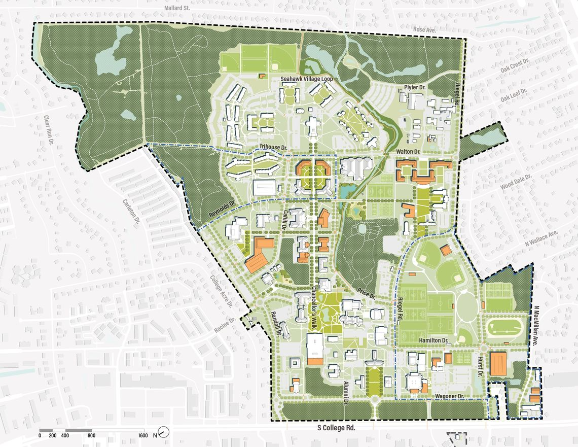 4 illustrative site plan