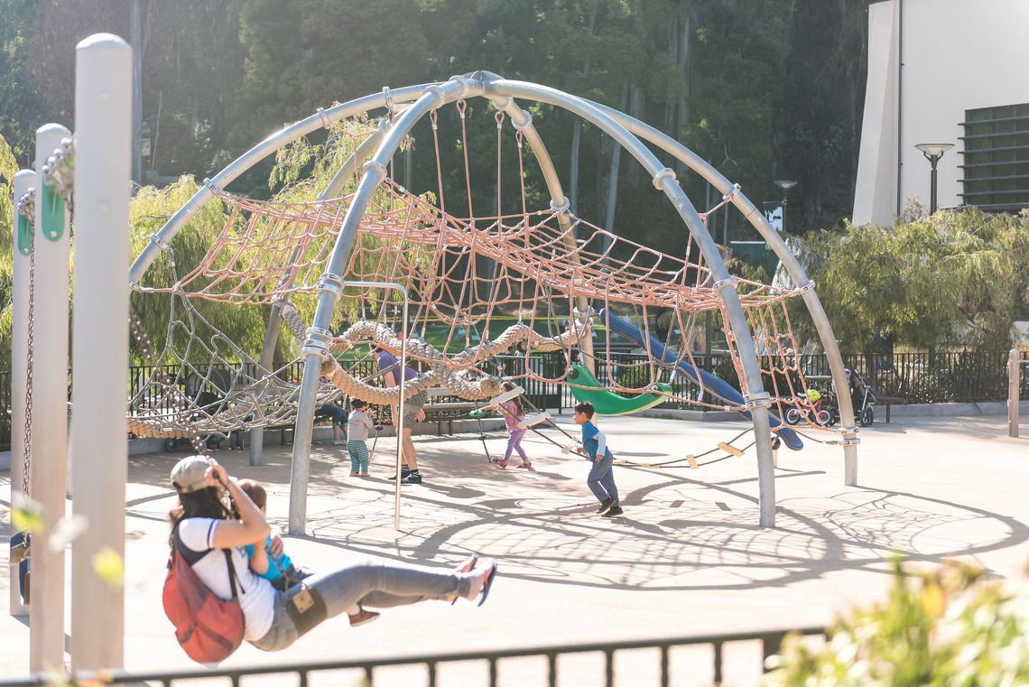Glen Canyon Park Playground