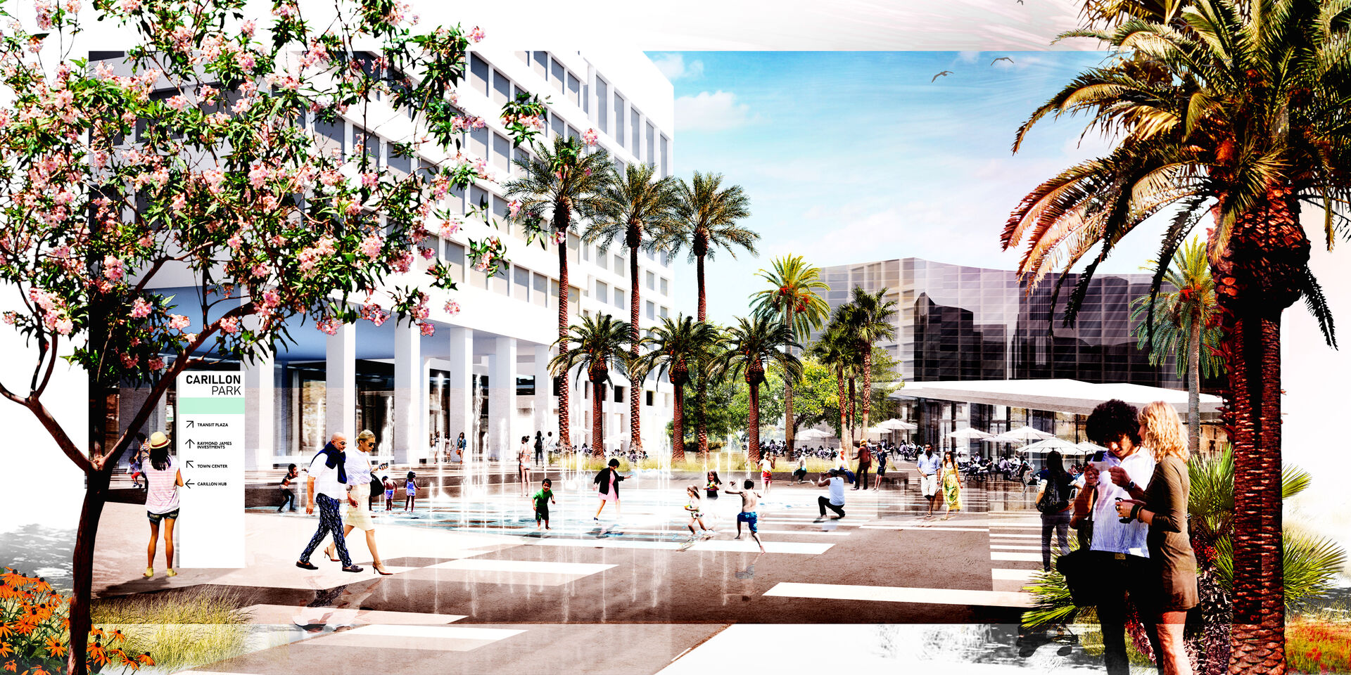Pinellas Gateway Master Plan, Pinellas County, FL