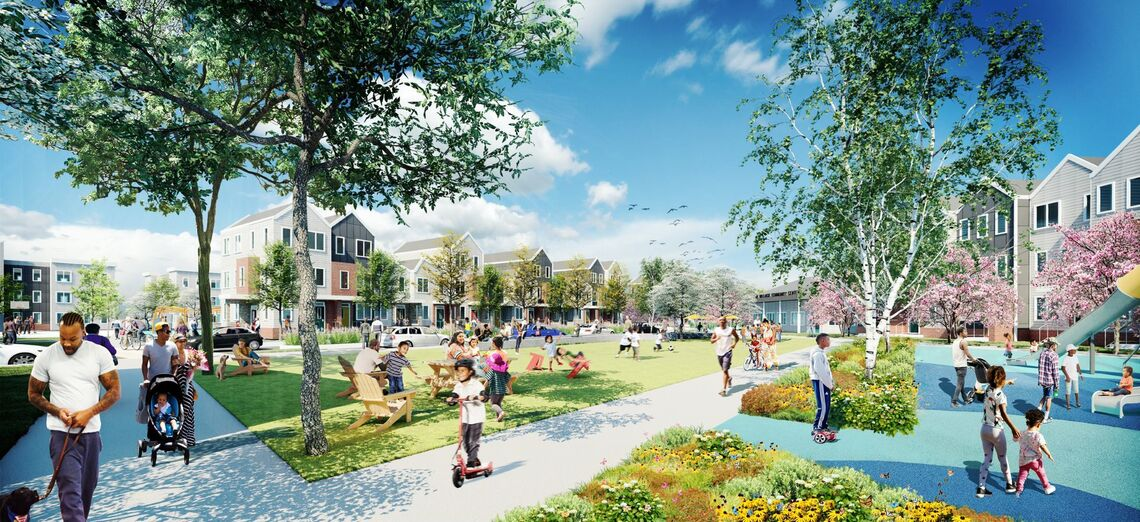 Bartram Rendering